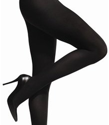 Commando 70 Denier Matte Tights, M, Black