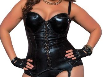 Seven Til Midnight Women's Plus Size Desire…